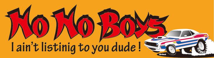 No No Boys